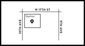 Equinox Gym: 17th Street