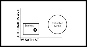 Equinox Gym: Columbus Cir