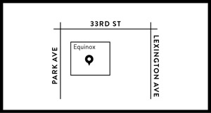 Equinox Gym: Park Avenue