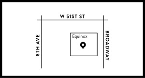 Equinox Gym: 50th Street