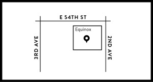 Equinox Gym: 54th Street